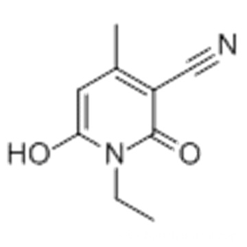 1-Ethyl-6-hydroxy-4-methyl-2-oxo-1,2-dihydropyridine-3-carbonitrile CAS 28141-13-1